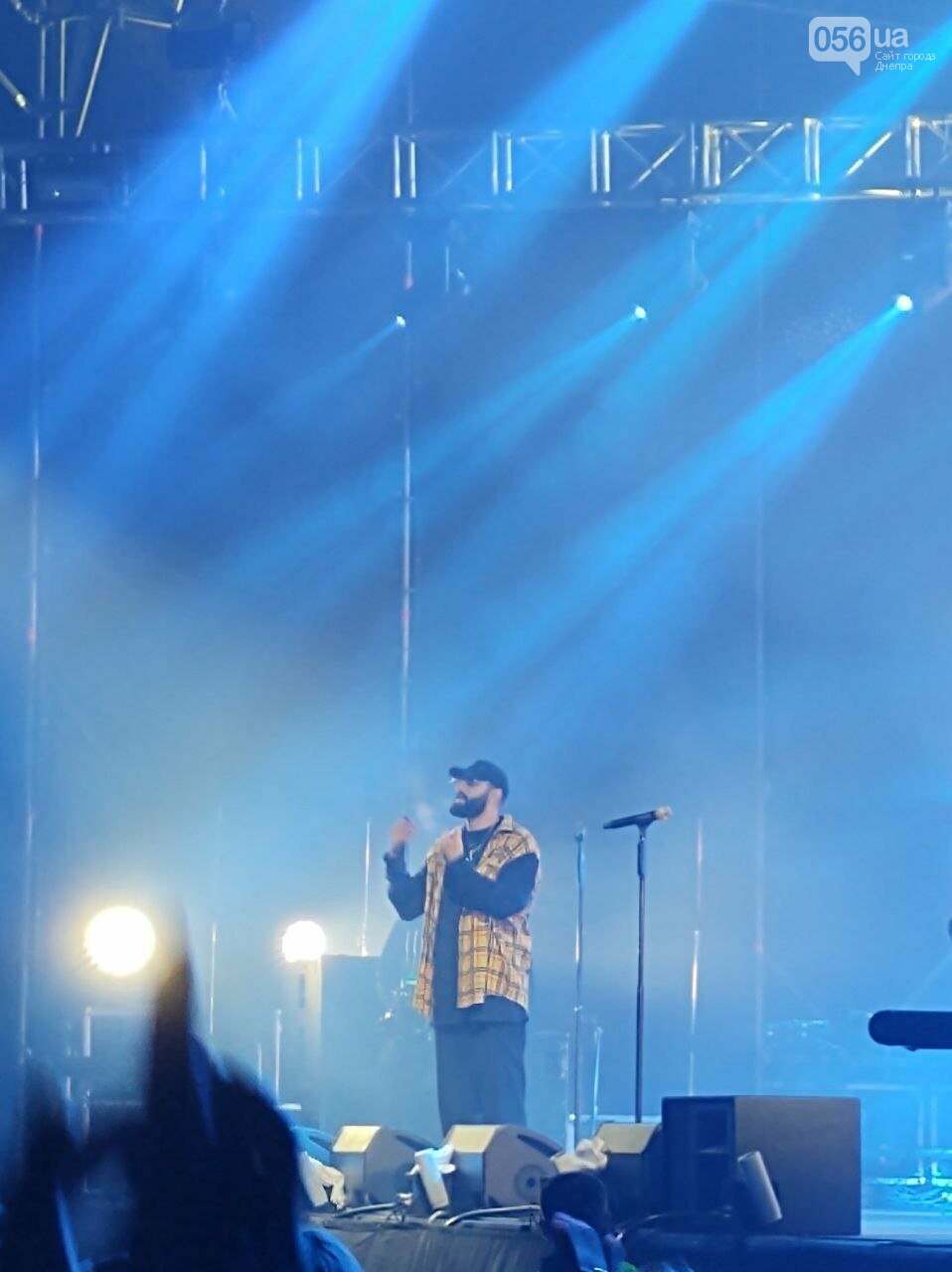 Хип-хоп дуэту HammAli & Navai было страшно петь для днепрян, - ФОТО, ВИДЕО, фото-3