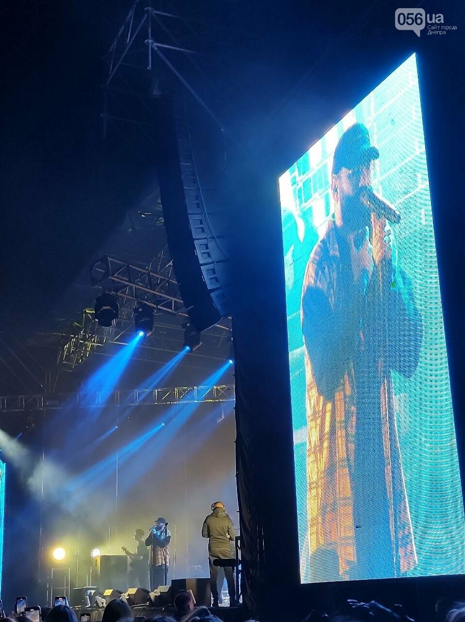 Хип-хоп дуэту HammAli & Navai было страшно петь для днепрян, - ФОТО, ВИДЕО, фото-2