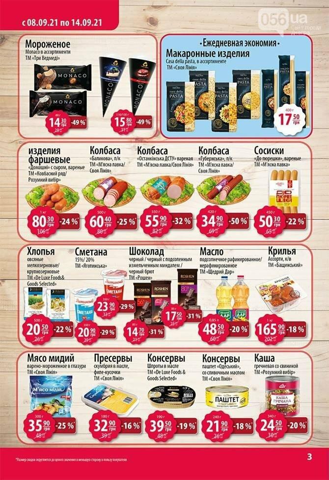 Самые выгодные акции и скидки в супермаркетах Днепра, фото-2