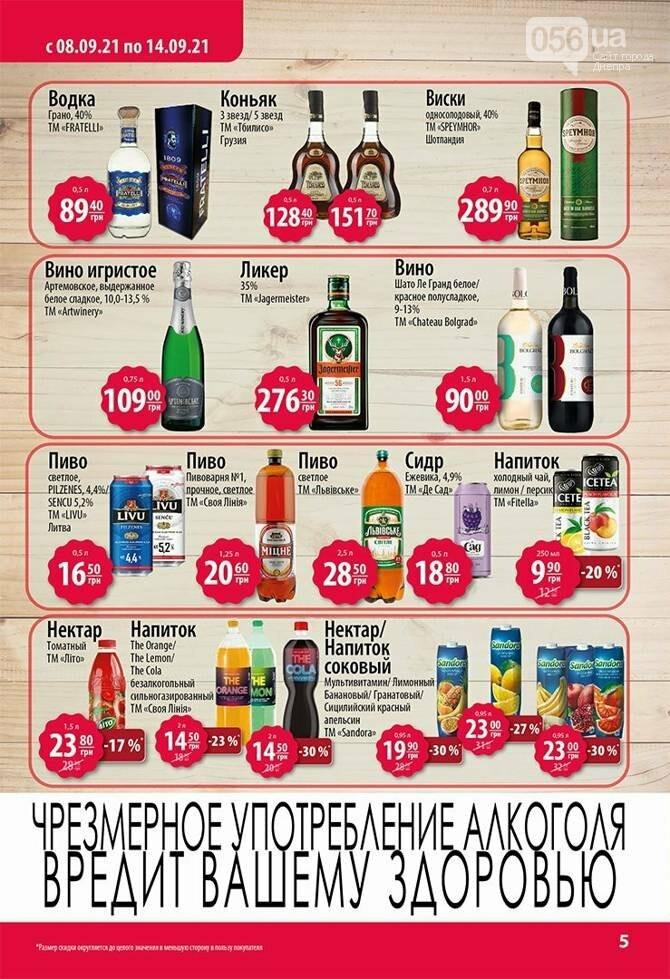 Самые выгодные акции и скидки в супермаркетах Днепра, фото-4