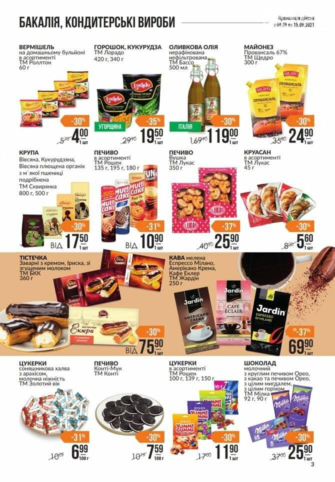 Самые выгодные акции и скидки в супермаркетах Днепра, фото-8