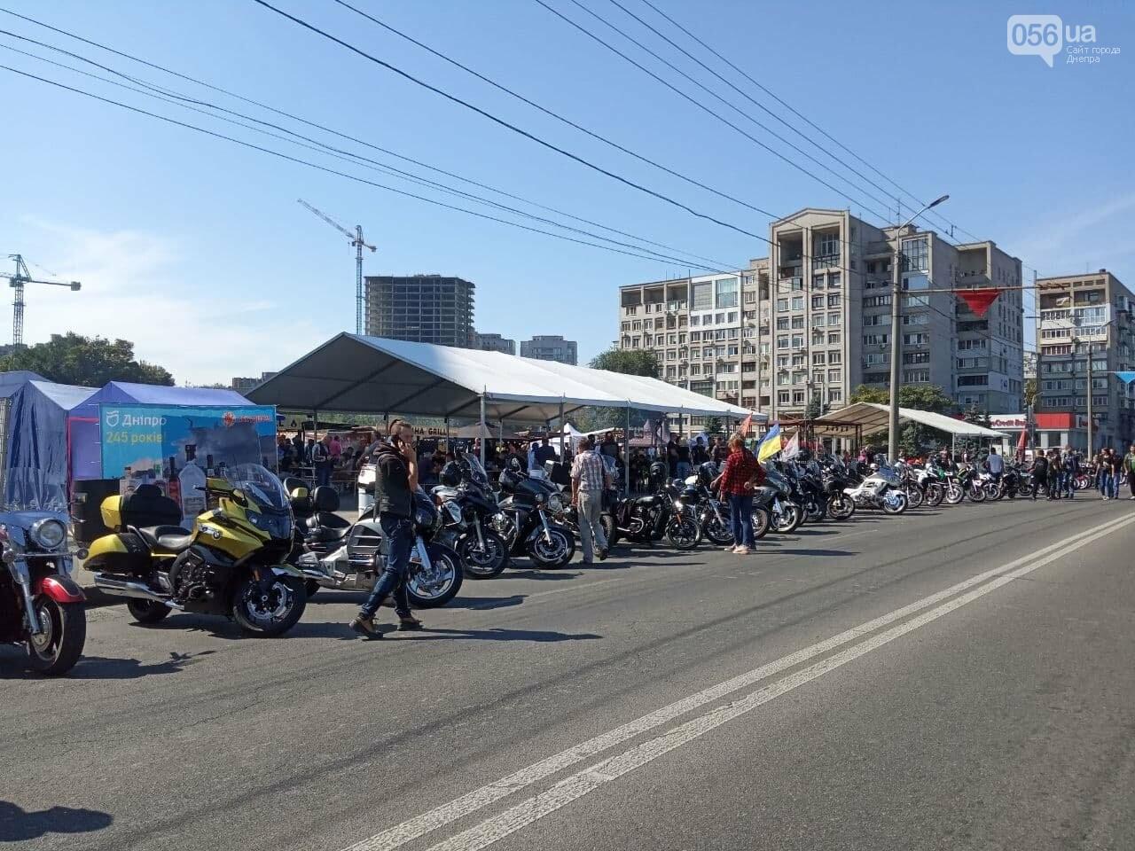 В Днепре байкеры сезон закрыли, но мотоциклы в гараж не поставили, - ФОТО, ВИДЕО, фото-14