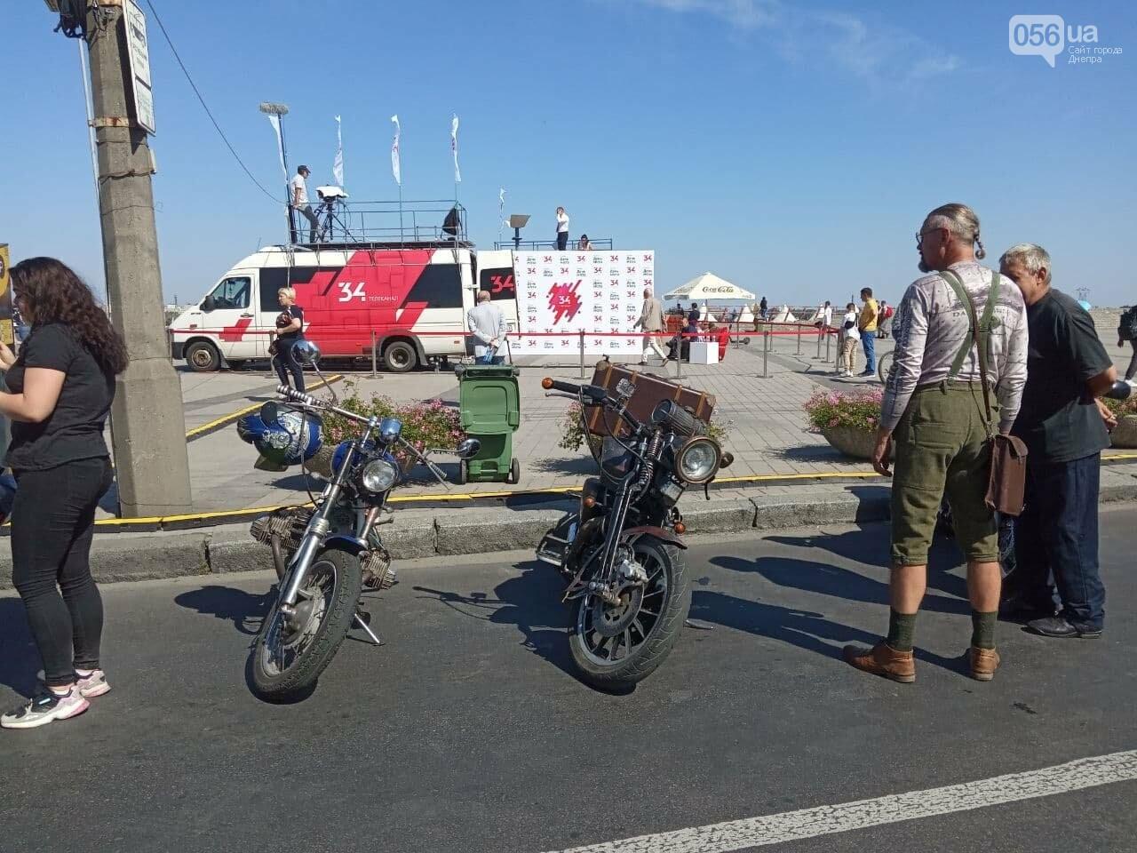В Днепре байкеры сезон закрыли, но мотоциклы в гараж не поставили, - ФОТО, ВИДЕО, фото-13