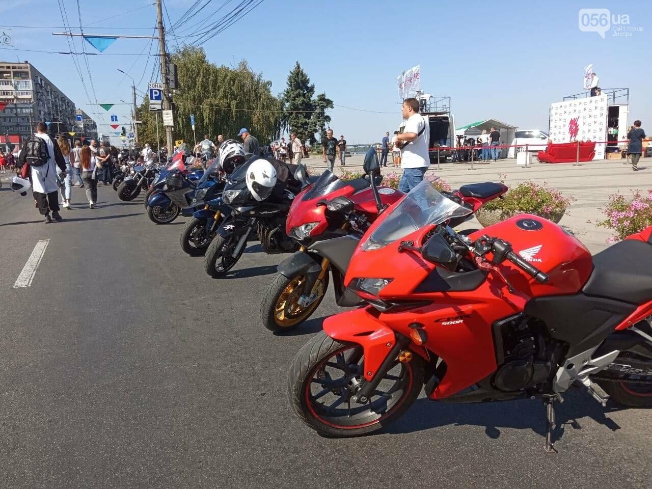 В Днепре байкеры сезон закрыли, но мотоциклы в гараж не поставили, - ФОТО, ВИДЕО, фото-7