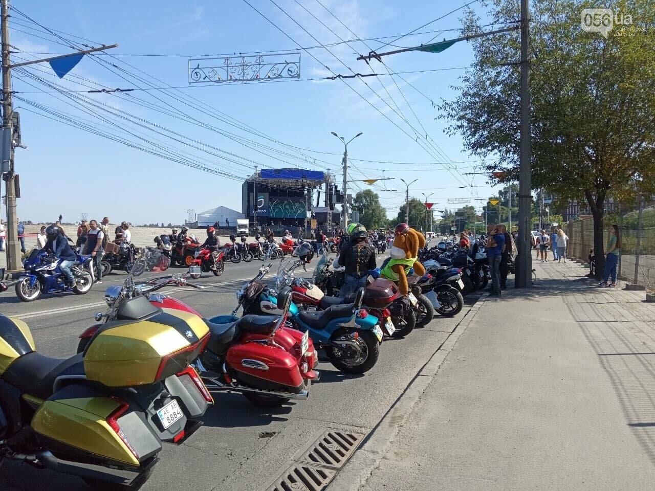 В Днепре байкеры сезон закрыли, но мотоциклы в гараж не поставили, - ФОТО, ВИДЕО, фото-10