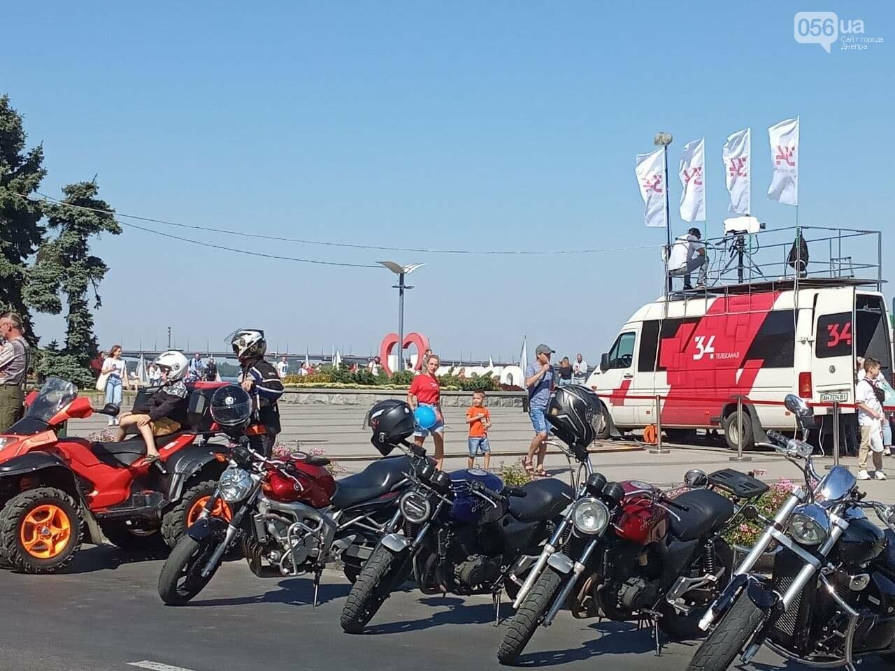 В Днепре байкеры сезон закрыли, но мотоциклы в гараж не поставили, - ФОТО, ВИДЕО, фото-6