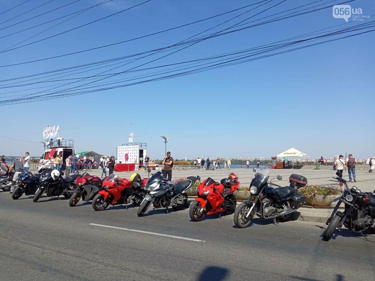 В Днепре байкеры сезон закрыли, но мотоциклы в гараж не поставили, - ФОТО, ВИДЕО, фото-5