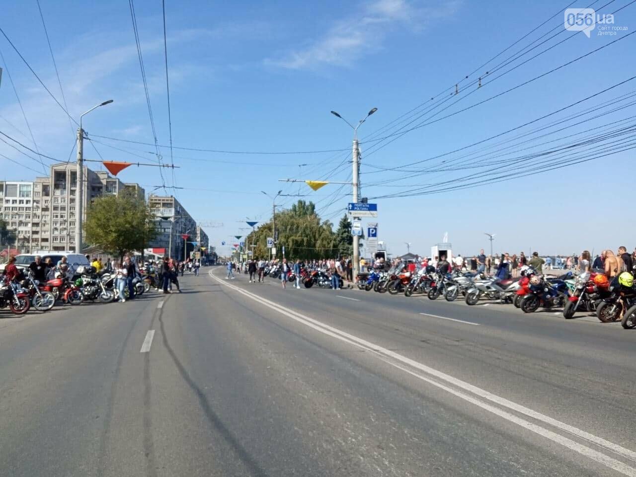 В Днепре байкеры сезон закрыли, но мотоциклы в гараж не поставили, - ФОТО, ВИДЕО, фото-4