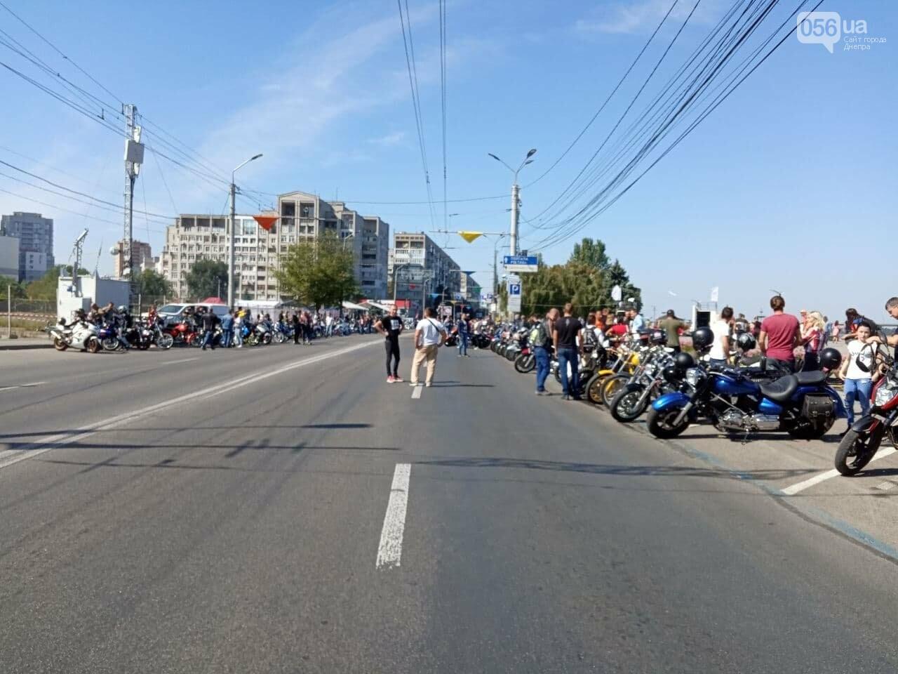 В Днепре байкеры сезон закрыли, но мотоциклы в гараж не поставили, - ФОТО, ВИДЕО, фото-3