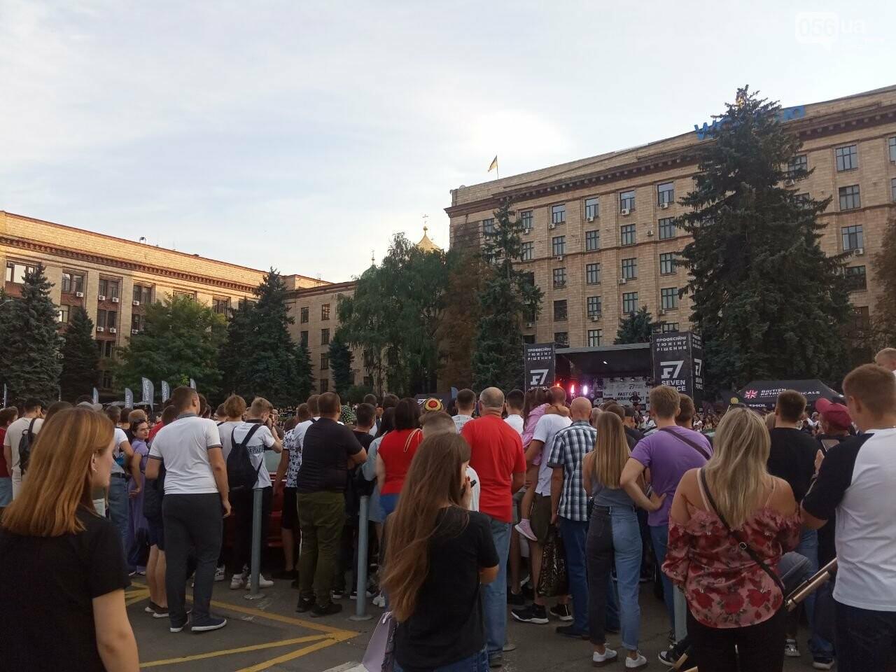 Дрифт в центре Киева спровоцировал скандал, а для Днепра стал шоу с жирными следами, - ФОТО, фото-6