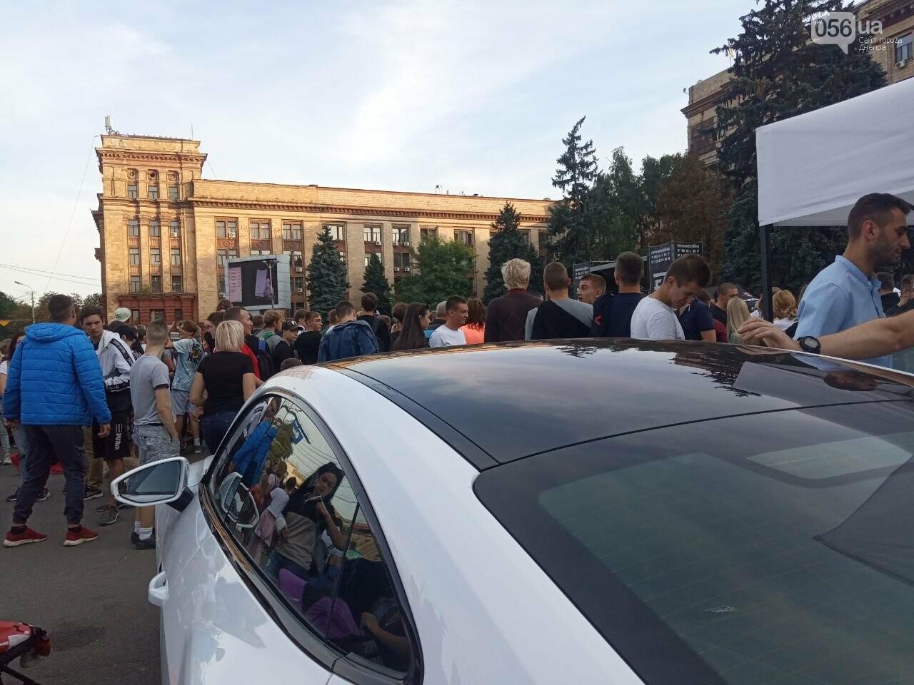 Дрифт в центре Киева спровоцировал скандал, а для Днепра стал шоу с жирными следами, - ФОТО, фото-4