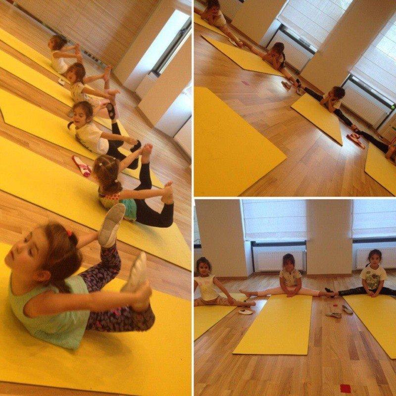 Художественная гимнастика для девочек: Мастер-класс по ...