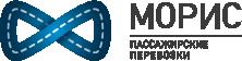 Логотип - Компания «Морис», Поездки на Азовское море, Экскурсии из Днепра, Заказ микроавтобуса