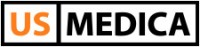 Логотип - US Medica, Массажное оборудование в Днепропетровске