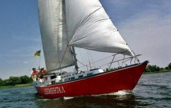 Логотип - Аренда парусной яхты Цементал