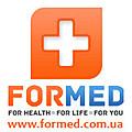 Логотип - Formed, OOO, Медицинское оборудование по самым низким ценам  в Днепре