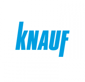 Логотип - Knauf (KНАУФ), сухие строительные смеси, гипсокартон Днепр