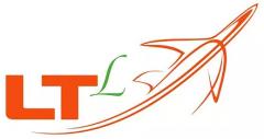 Логотип - Lucky Travel L, турагентство
