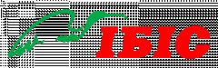 Логотип - Ибис, сеть оружейных магазинов