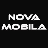 Логотип - Novamobila, интернет-магазин
