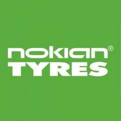 Логотип - Региональный оптовый склад Nokian Tyres