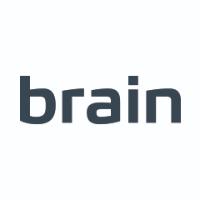 Логотип -  Brain - компьютеры и гаджеты