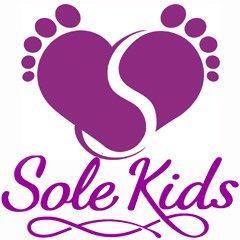 Логотип - Sole Kids - Магазин детской и подростковой обуви
