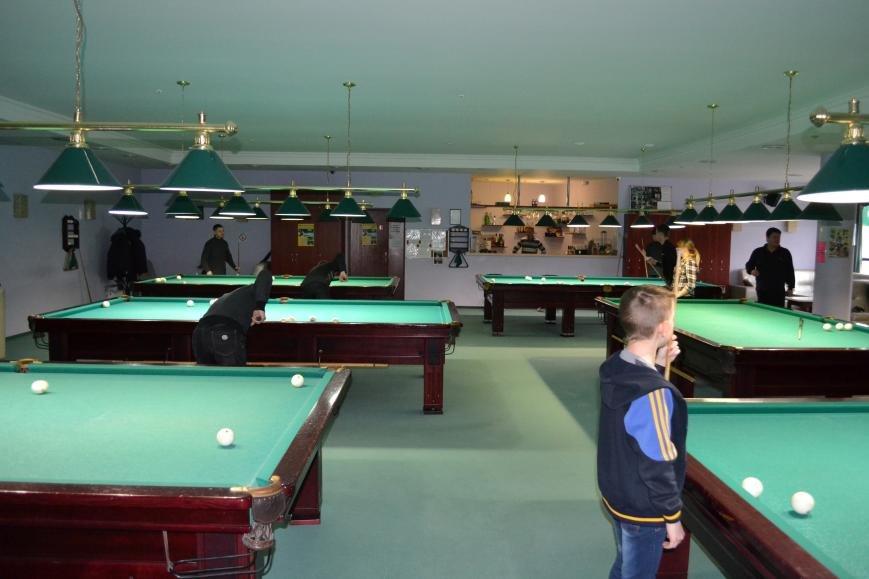 Бильярдный клуб Акватория, фото-1