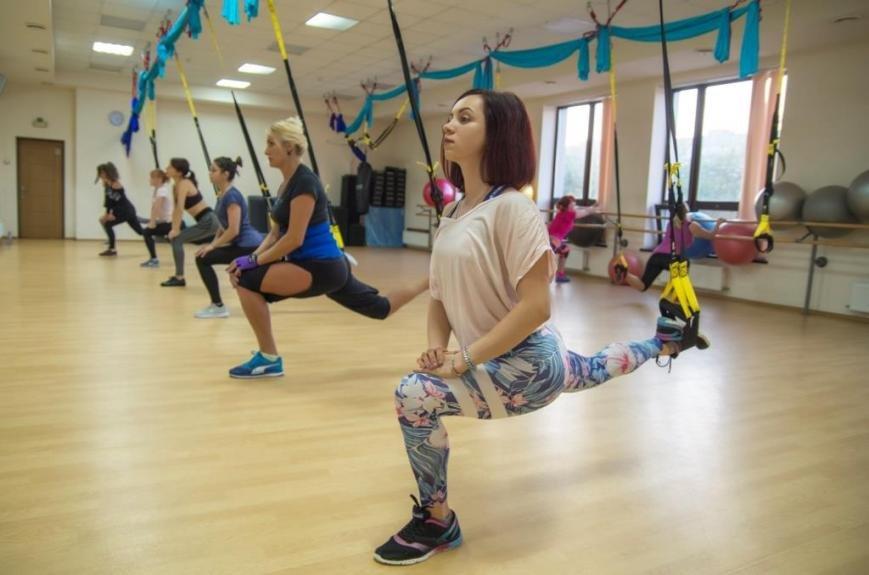 Групповые фитнес-тренировки в Акватории, фото-3