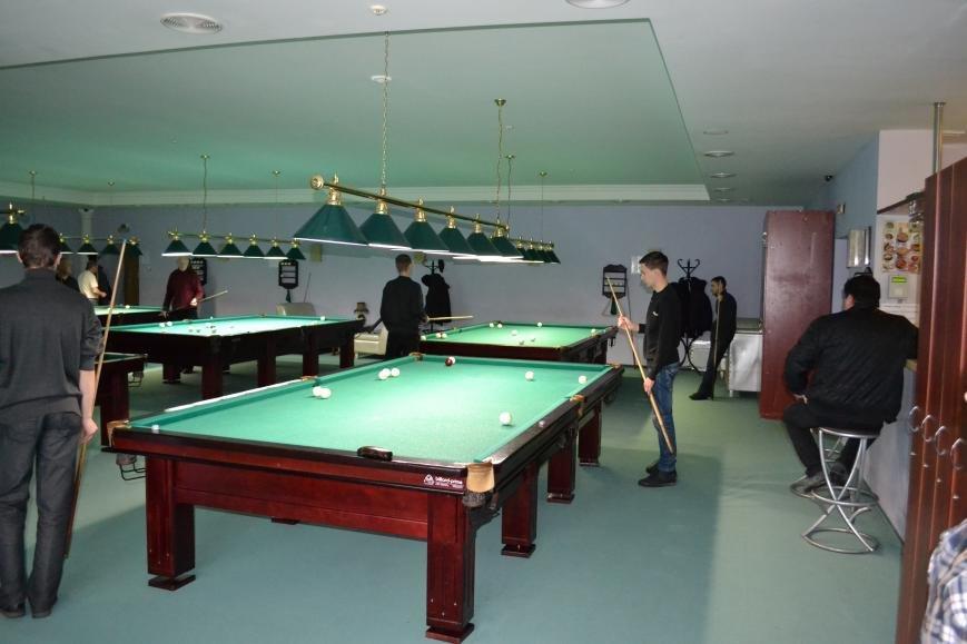 Бильярдный клуб Акватория, фото-4