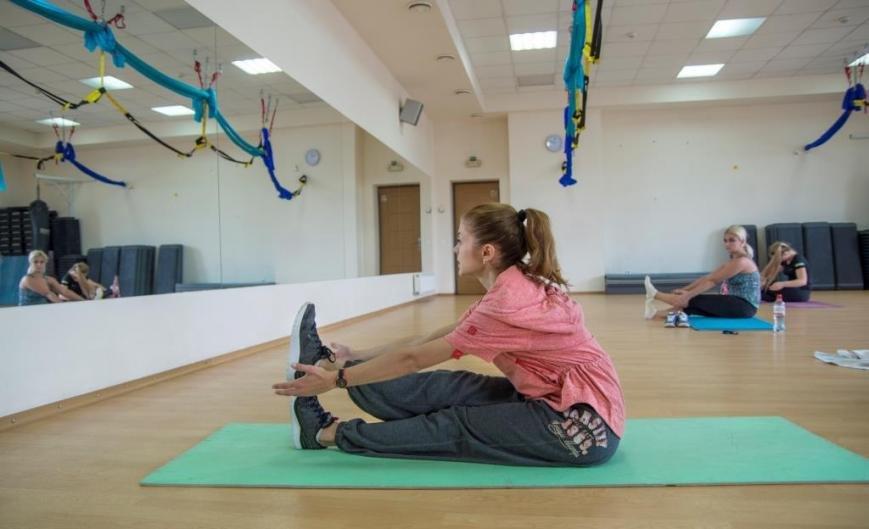 Групповые фитнес-тренировки в Акватории, фото-1