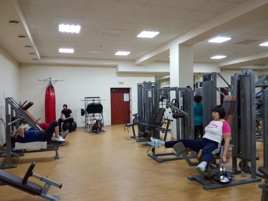Тренажерный зал в Акватории , фото-2