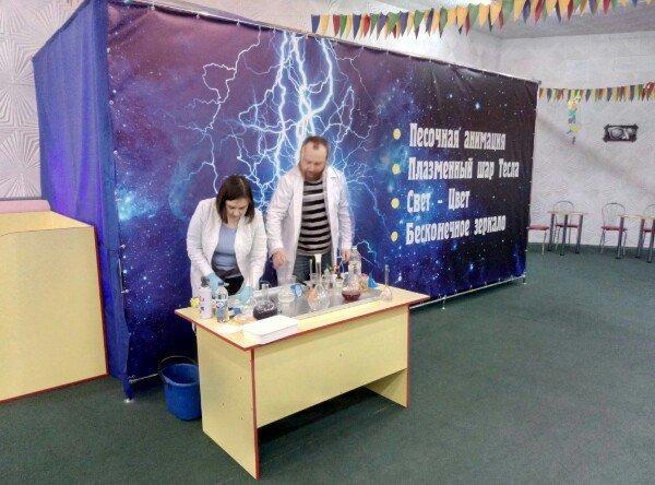 Шоу химических экспериментов в Днепре, фото-2