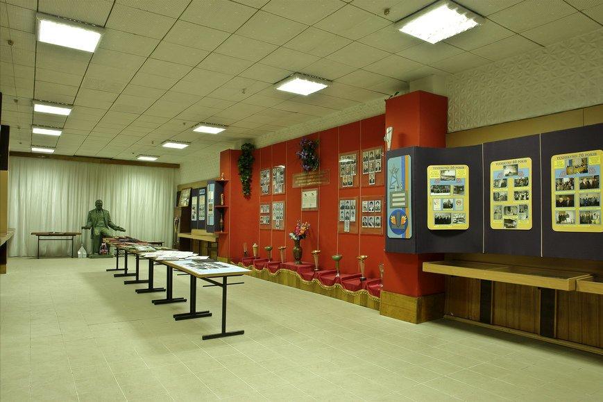 Музей Є.О.Патона