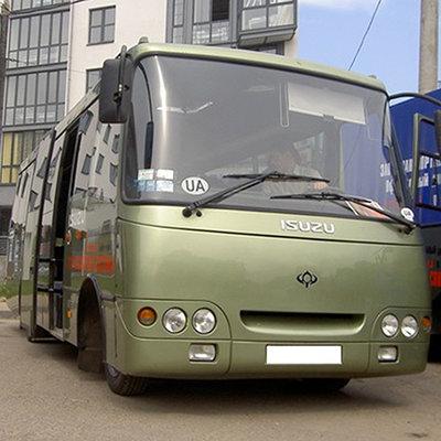 Автобус напрокат