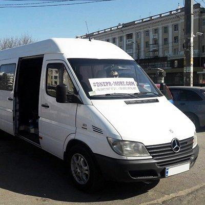 Поездки в Геническ