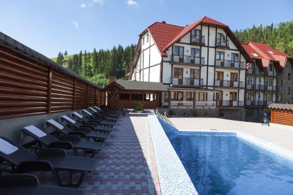 Отель вилла «Nikoletta»