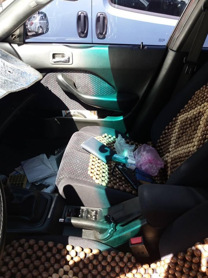 В Днепре участились кражи вещей из автомобилей, фото-1
