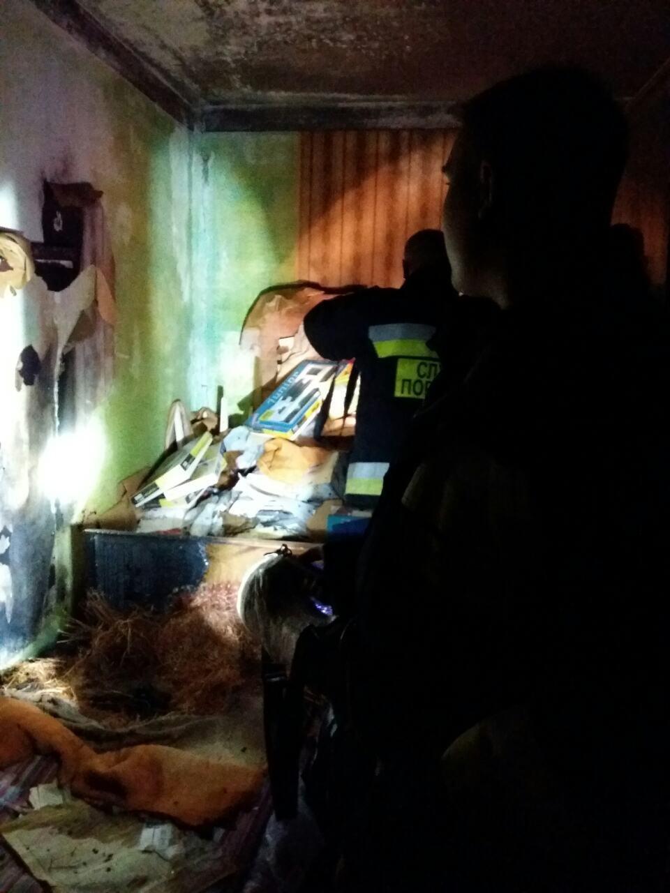 В Днепре горел жилой многоэтажный дом (ФОТО), фото-1