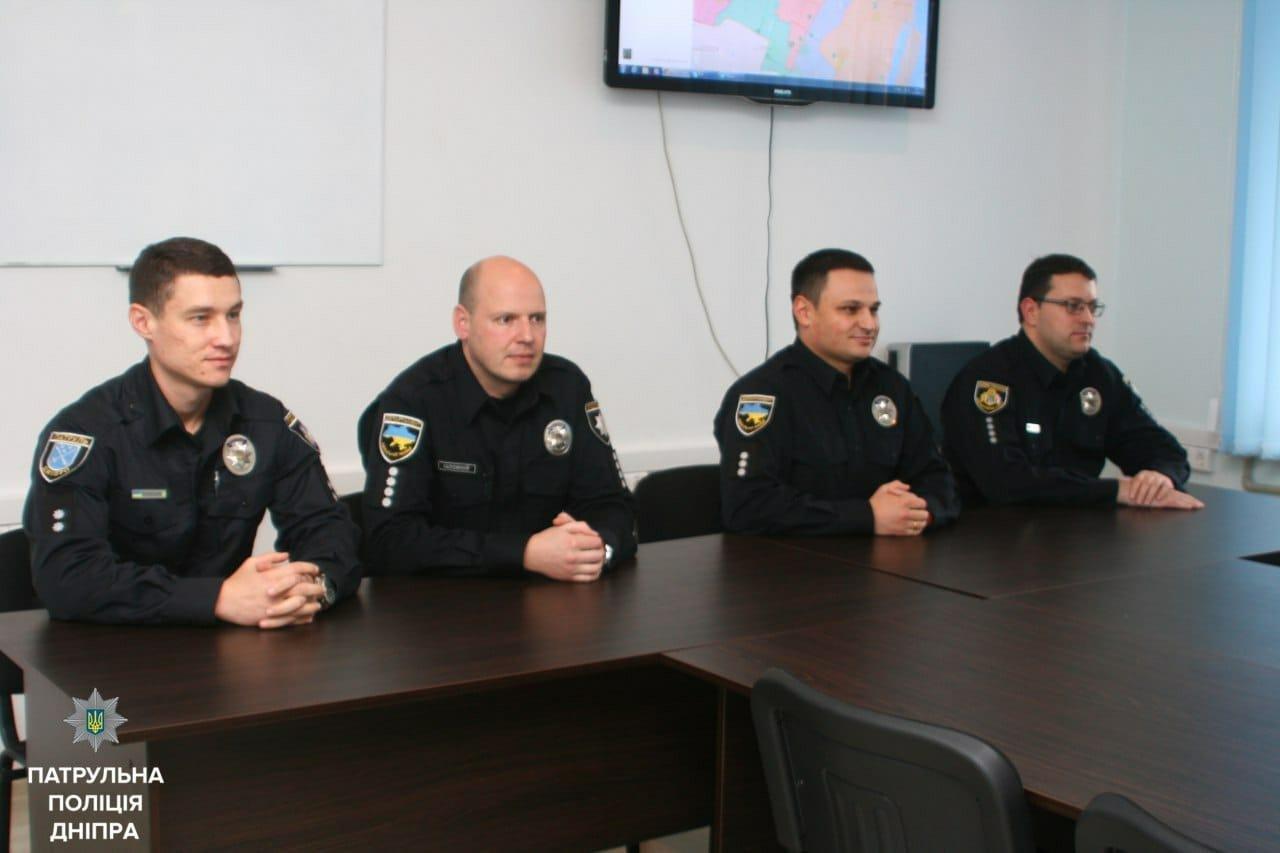 Патрульную полицию Днепра возглавил Андрей Калюжный , фото-1