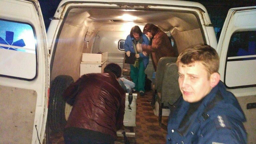 В Днепропетровской области девушка упала в люк (ФОТО) , фото-6