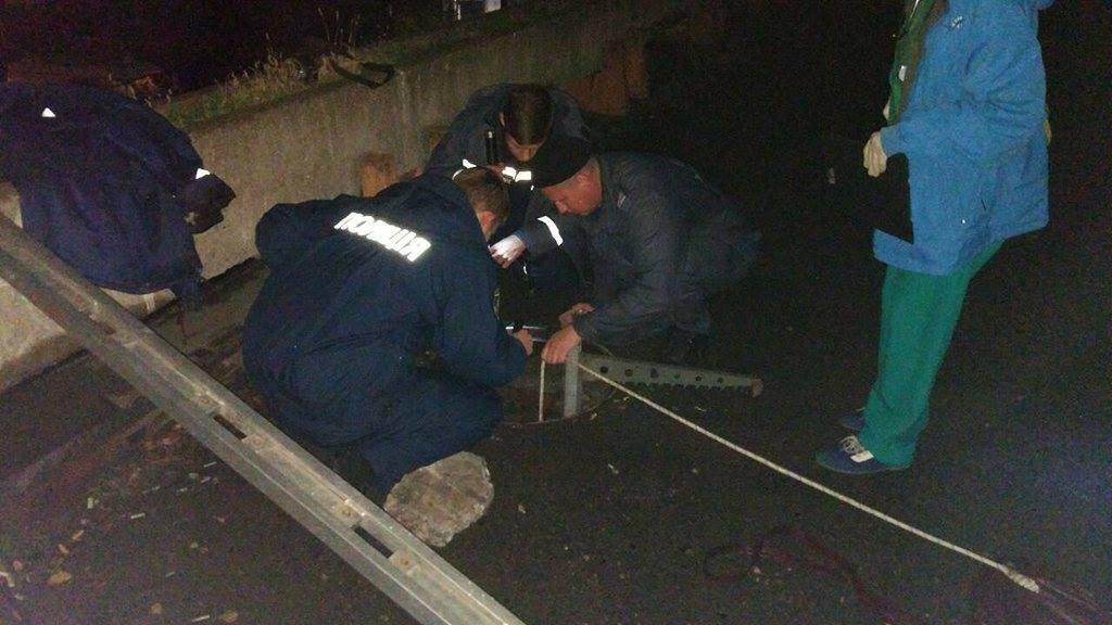 В Днепропетровской области девушка упала в люк (ФОТО) , фото-3