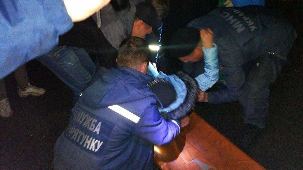 В Днепропетровской области девушка упала в люк (ФОТО) , фото-4
