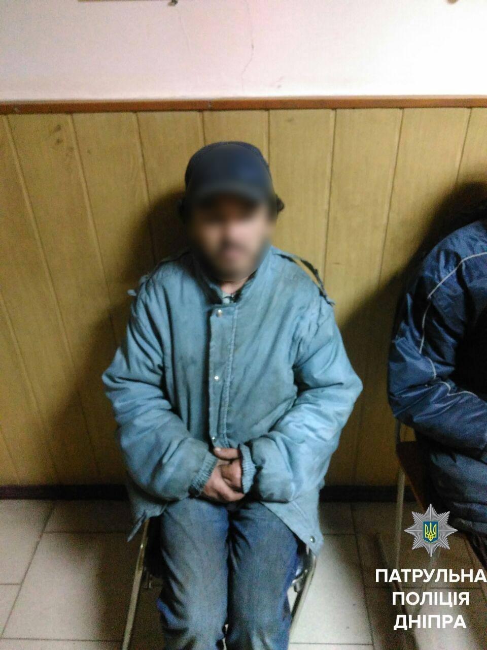 В Днепре задержали воров металлоконструкций (ФОТО), фото-7