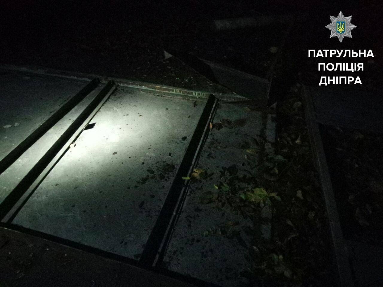 В Днепре задержали воров металлоконструкций (ФОТО), фото-1