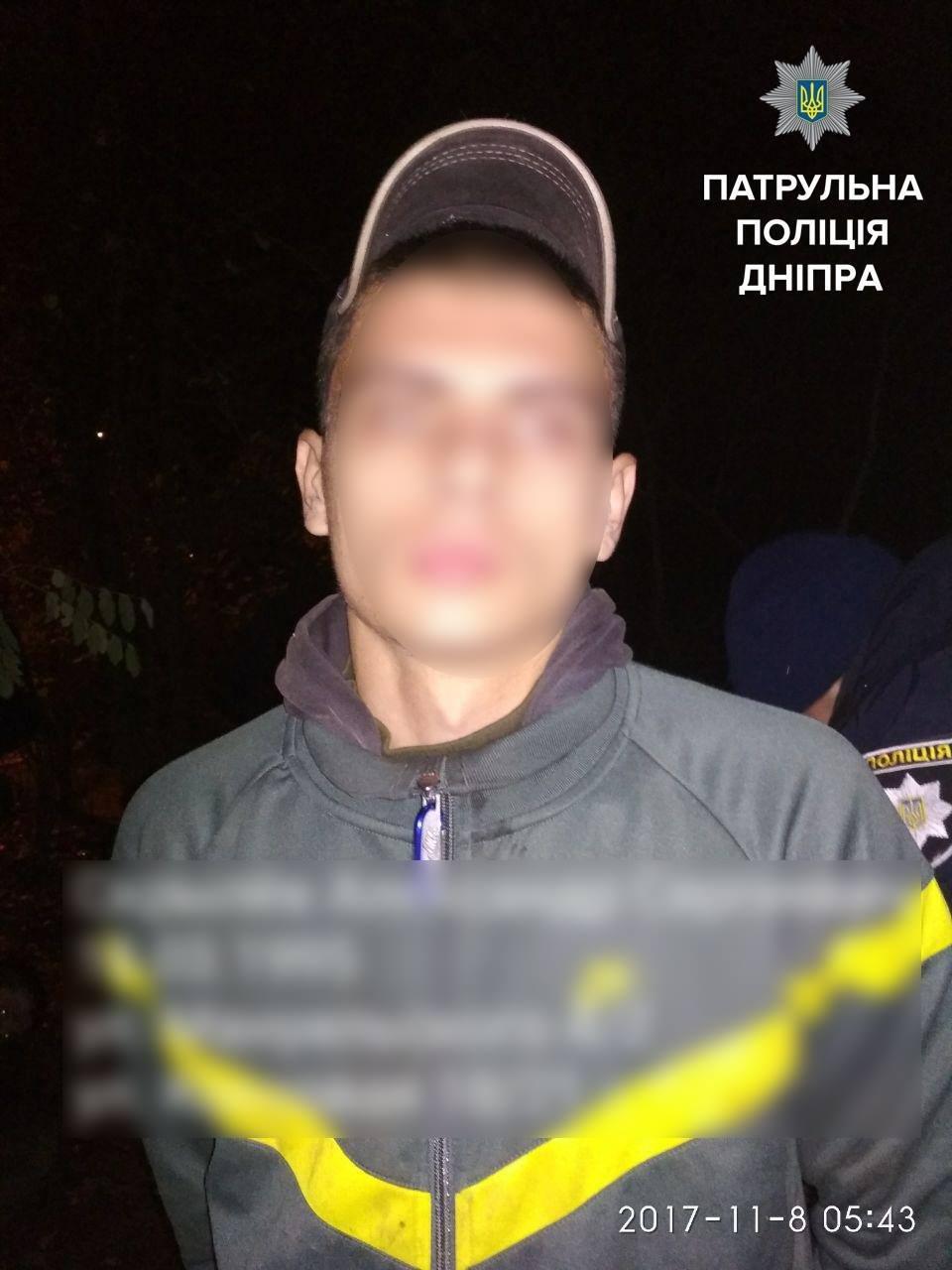 """Днепровские копы на """"горячем"""" поймали воров кабеля (ФОТО), фото-4"""