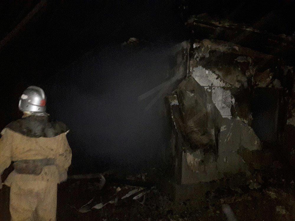 В Днепропетровской области на пожаре погиб ребенок, фото-1