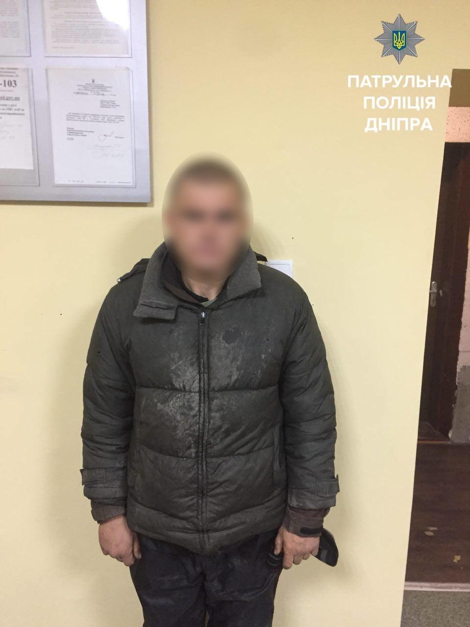 Днепровские копы поймали воров кабеля (ФОТО), фото-4