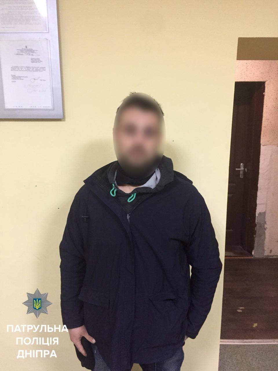 Днепровские копы поймали воров кабеля (ФОТО), фото-3