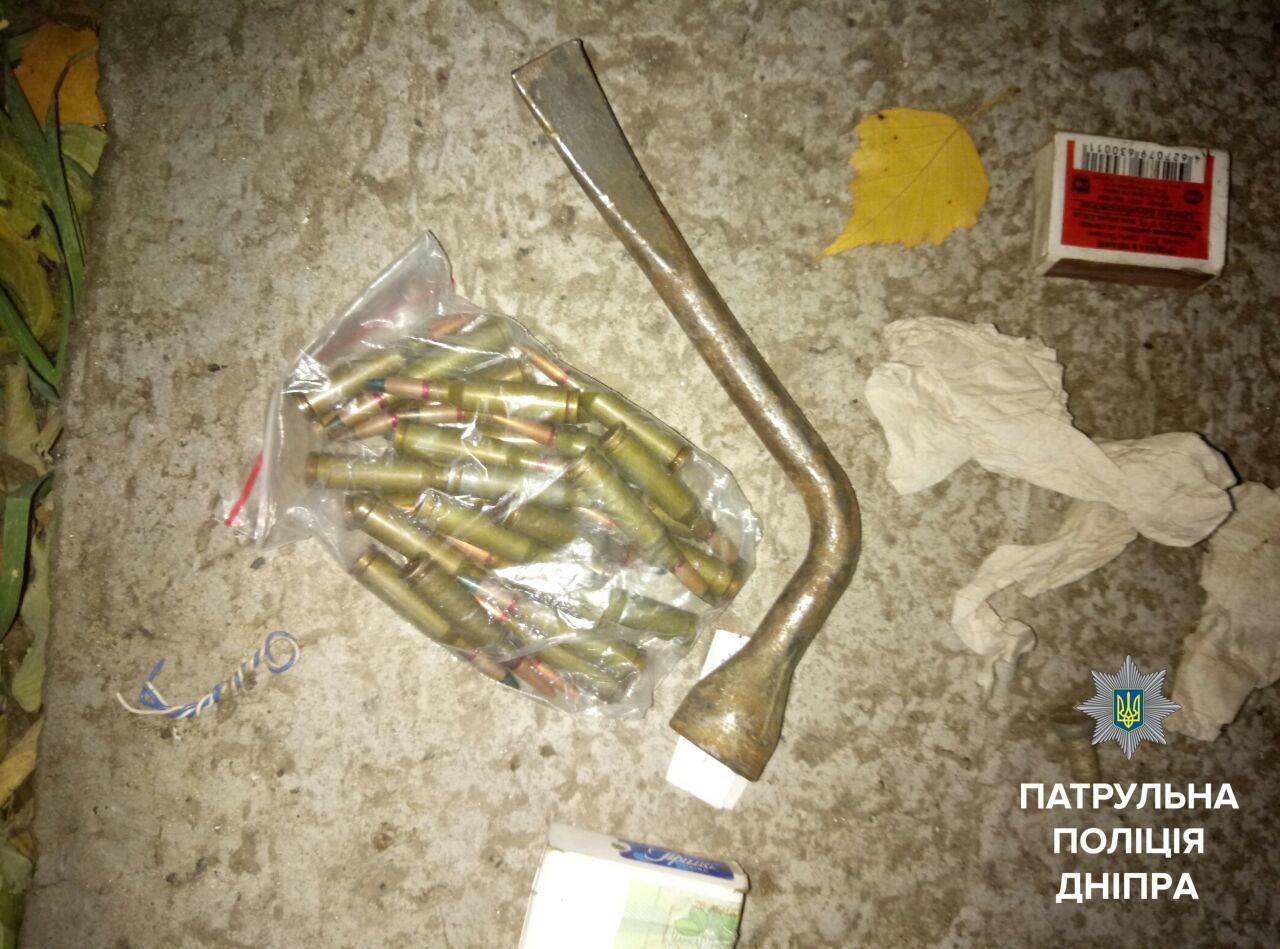 В Днепре поймали мужчину, который вырезал кабель (ФОТО), фото-3